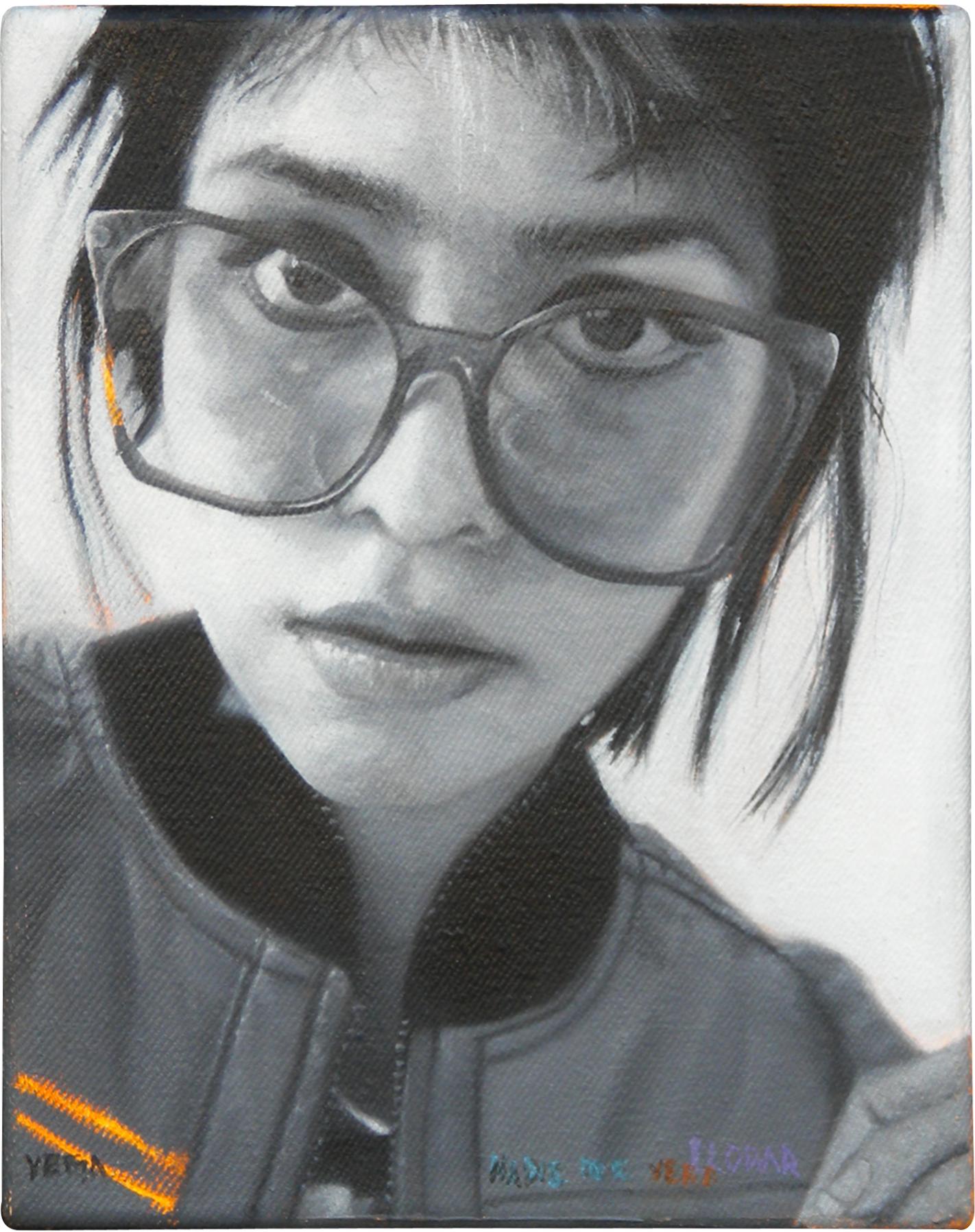 Gris · Óleo sobre lienzo · 25cm X 20cm · 2011
