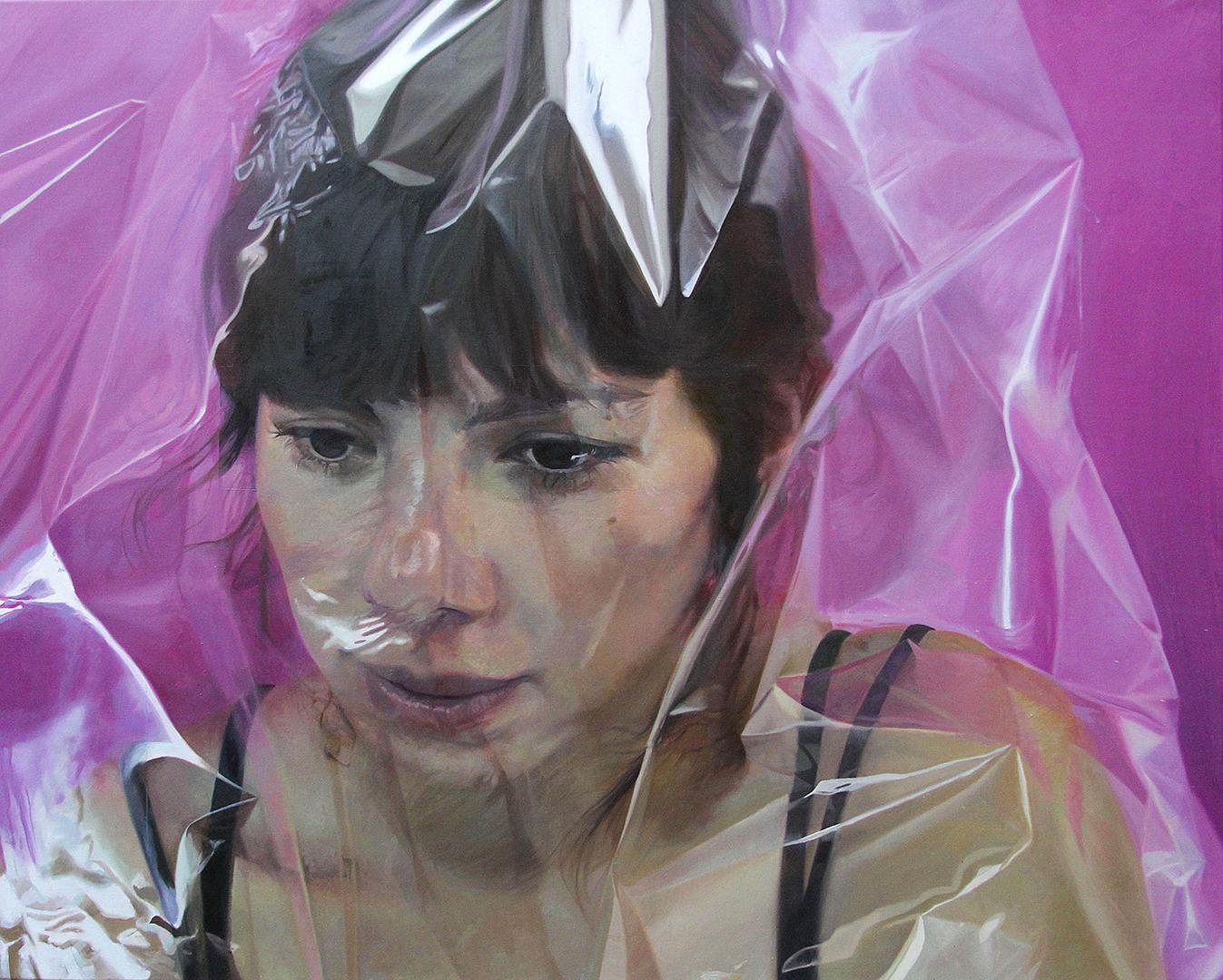 Tarde · Óleo sobre lienzo · 150cm X 120cm · 2012